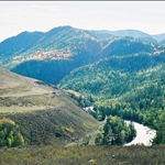 Kanas River Valley 喀納斯大河谷