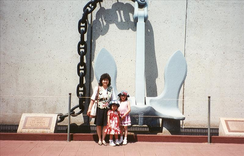 Revisit Arizona Memorial with our kids this time