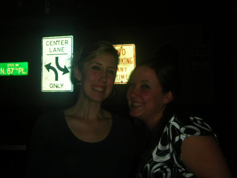 JEn and Sara