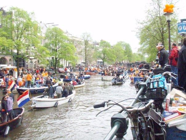 Canal Madness