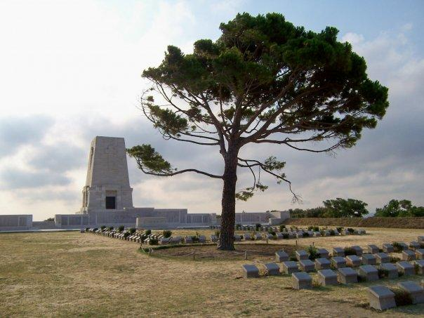 GALLIPOLI - LONE PINE