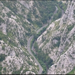 .. to see over the Hermida gorge.