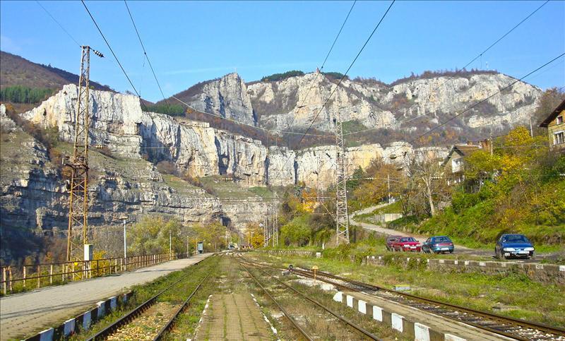 Lakatnik Railway Station