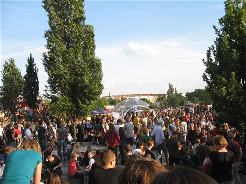 Mauer Park (Wall Park)