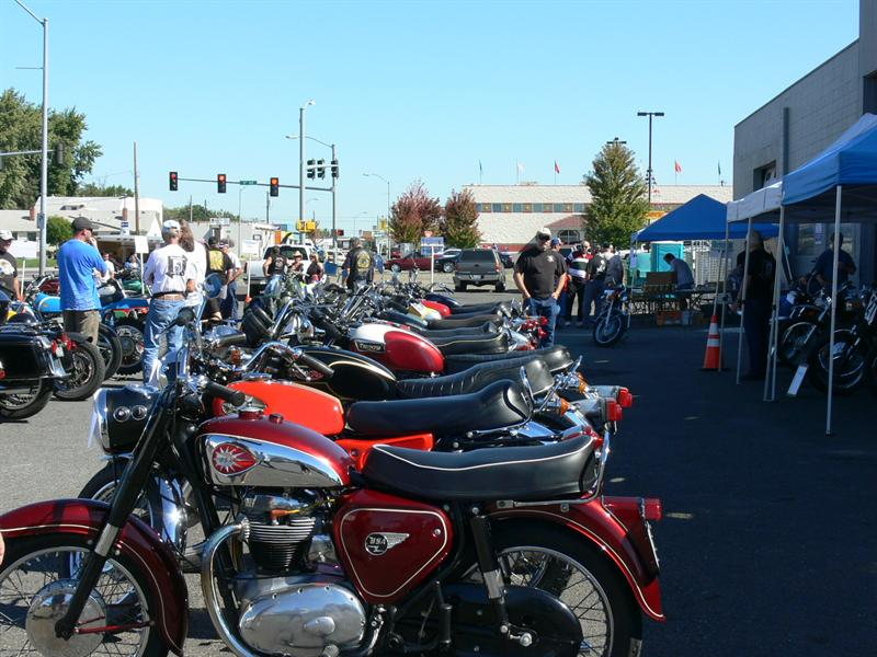 Antique Bike Show