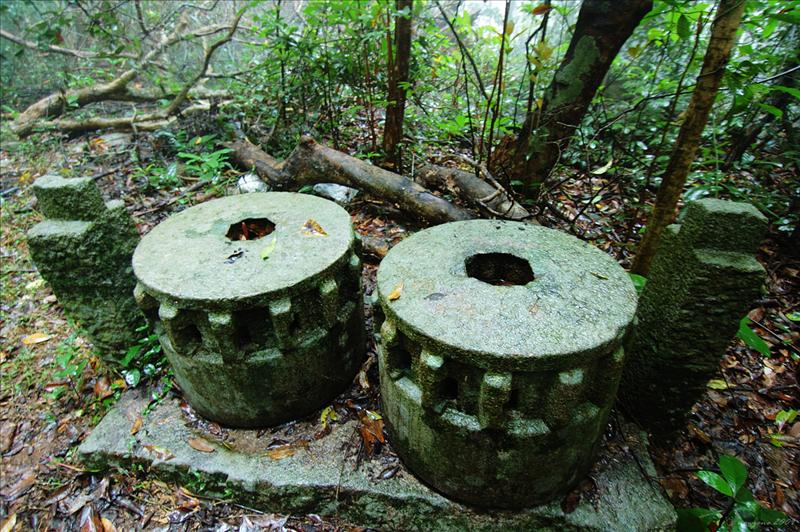 大腦廢村 Tai Lo Ruined Village