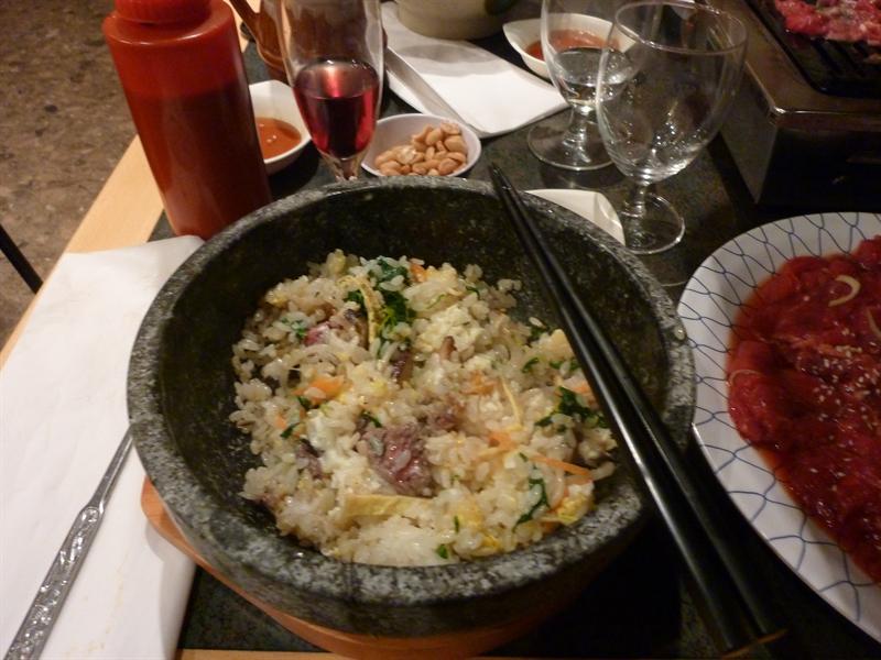 Korean BBQ (Rue de Montparnasse) 10.30