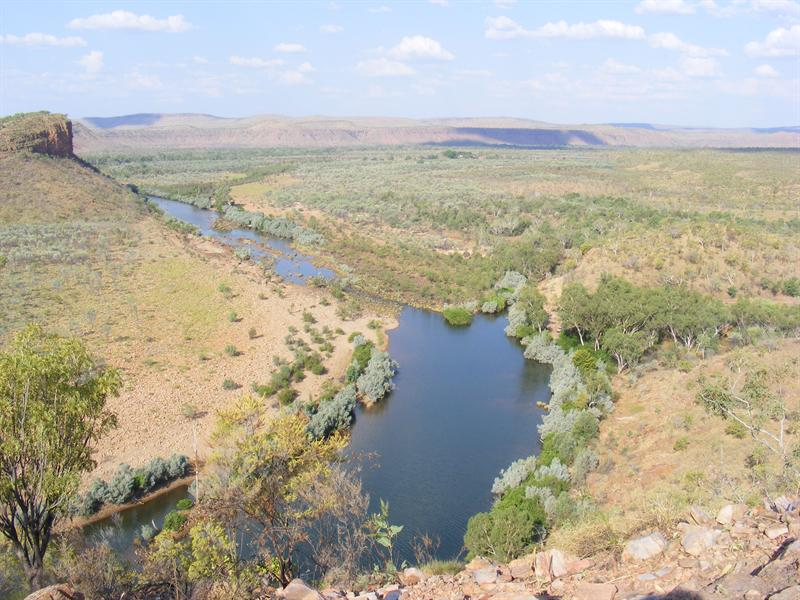 Branco's Lookout, Gibb River Road