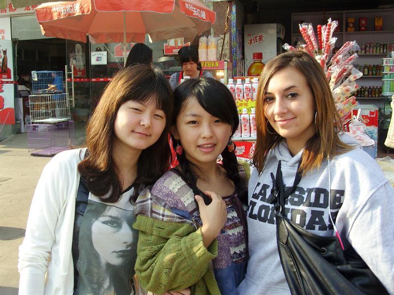 Inès, Océane et Angie