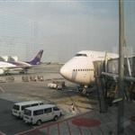 My Thai Airways Plane
