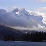 Valle Engadina, Valle Pontresina e Val Poschiavo - Dal passo Maloja al passo del Bernina passando per il Lago di Sils e quello di St Moritz
