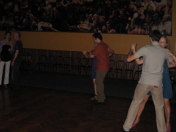 Klasse undervisning - Tango
