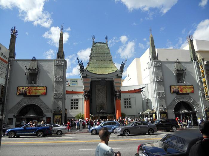 LA - Grauman's Chinese Theatre, Hollywood