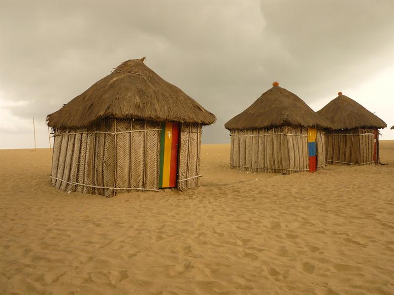 Ada Foah - Strandparadies - Hotel