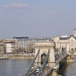 The Chain Bridge.