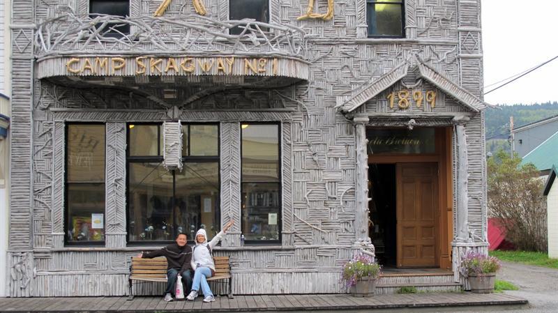 Skagway city