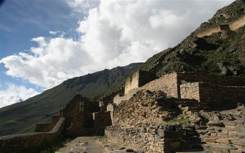 Ollantaytambo, Peru, South America