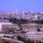 Holy Land of Jerusalem 2012