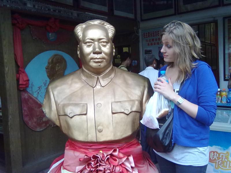 Mao et moi