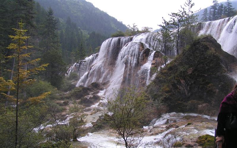JiuoZhaiGou,  SiChuan, China