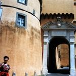 Castel Gandolfo,Frascati,Italy
