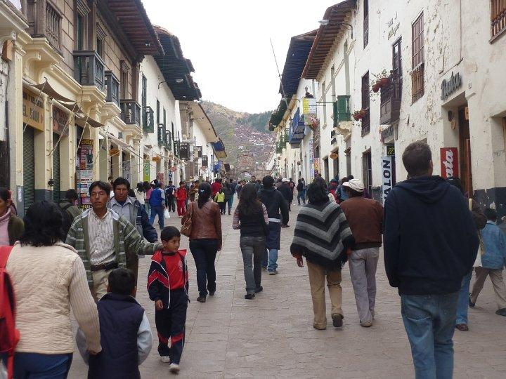 wandering cusco