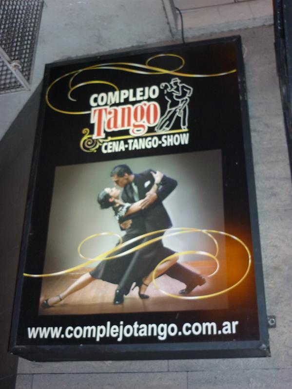 Our tango venue!
