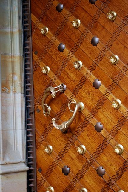 Specialist subject: door handles in Prague