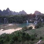 Detian Waterfalls, Guangxi, China - 23.4.2010