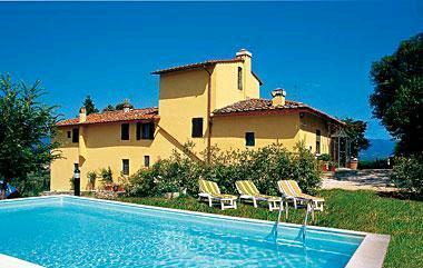 Villa in Siena