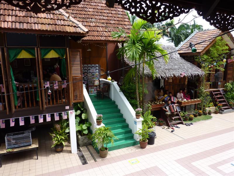Malaysian vilage