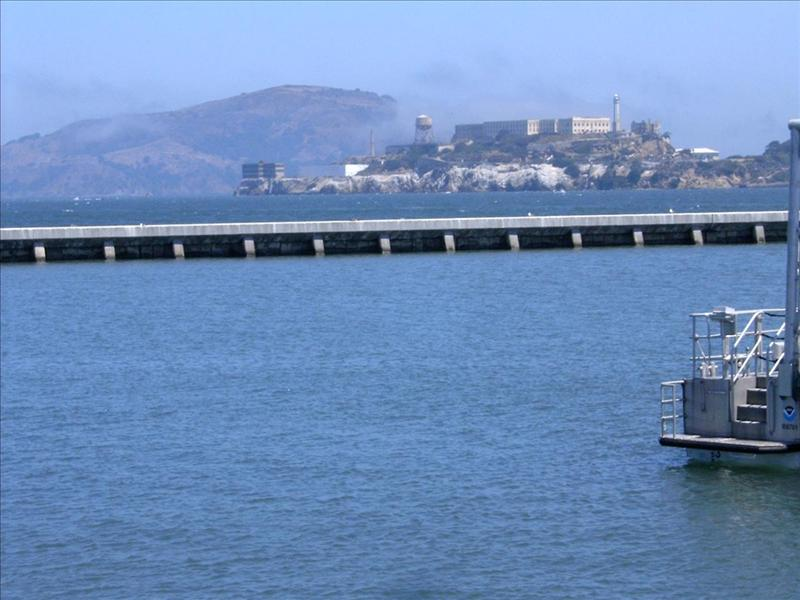 Fisherman's Wharf- Alcatraz