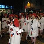 Vilanova carnival parade .....