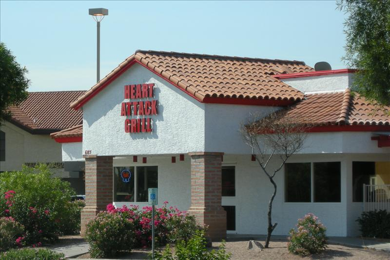 Heart Attack Grill, Chandler
