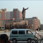 a stature to Mao I think