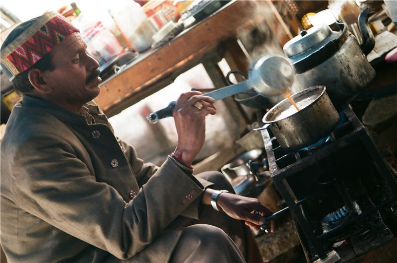 preparing a Chai
