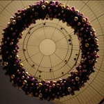 big wreath