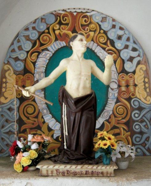 IZAMAL, YUCATAN - CONVENTO DE SAN ANTONIO DE PADUA
