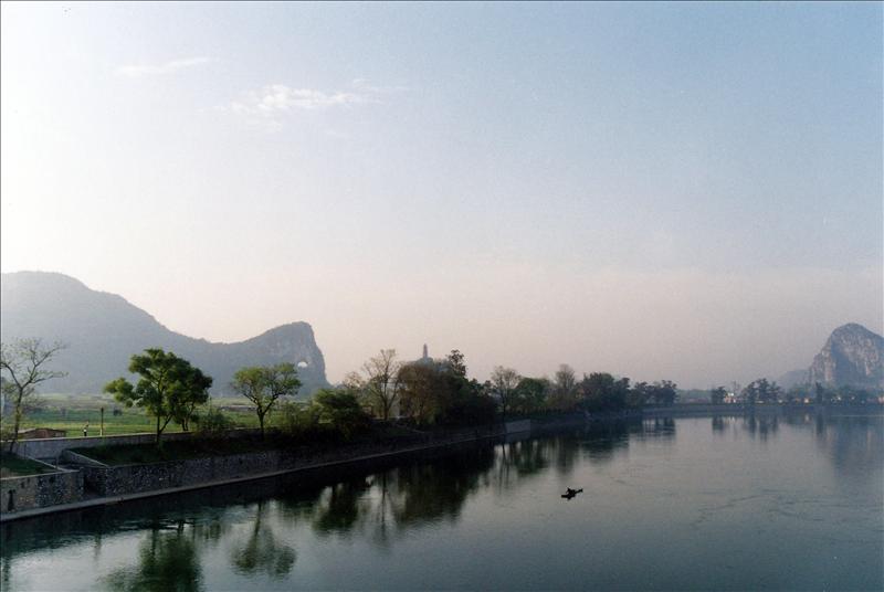 桂林、漓江