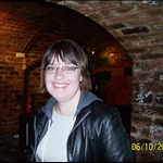 Ashley at the Cavern Stage.JPG