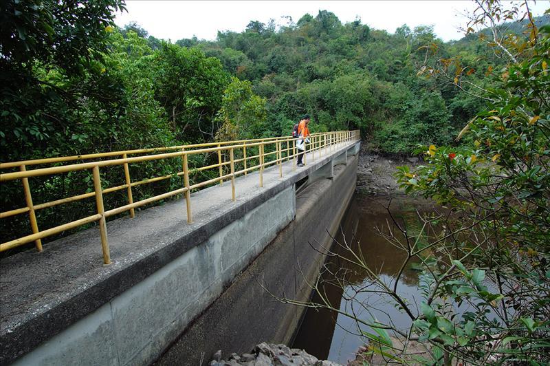 抵焦頭坑水塘(吉澳水塘)Tsiu Tau Hang Reservoir