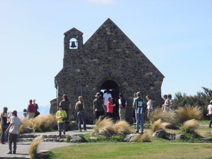 Church at Lake Tekapo