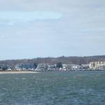 Across the inlet from Manasquan to Point Pleasant