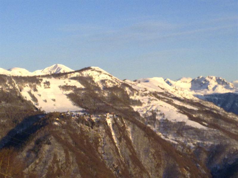 il Pian delle Betulle dall'Alpe Giumello