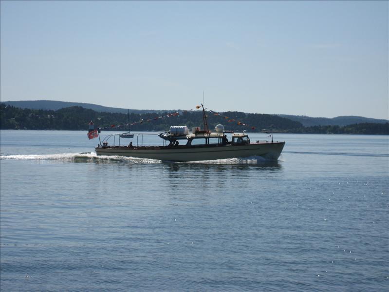 B�tservice Sightseeing Boat