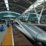 和諧號高速列車 High Speed Train He Xie