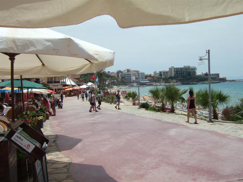Ladies' Beach, Kusadasi