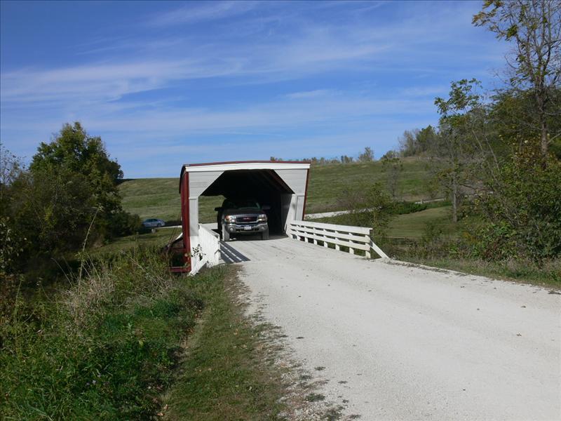 Cedar Bridge 1883