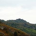 遠眺禾秧山山頂(高771m)