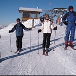 Skiing in 2010